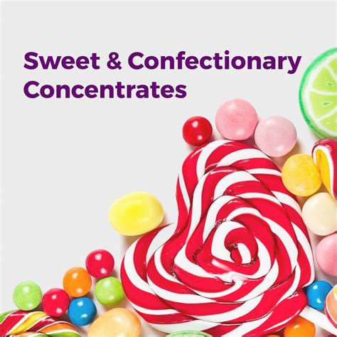 Confectionary Cupboard by 5 X Sweet Confectionary Concentrates The Alchemists