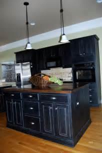 black distressed kitchen island kitchen cabinet painting franklin tn kitchen cabinet painters
