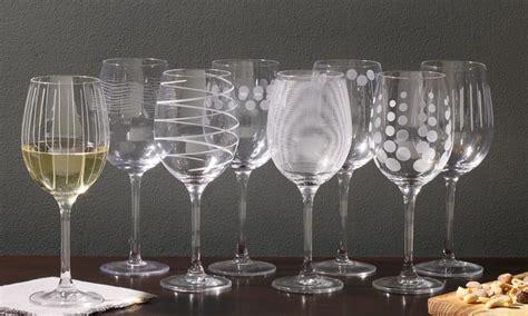 Mikasa Wine Glass Set (8-piece)