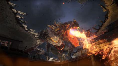 call  duty black ops  adding dragons  descent dlc