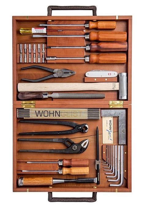 wohngeist tool set gadgets wood tool box carpentry