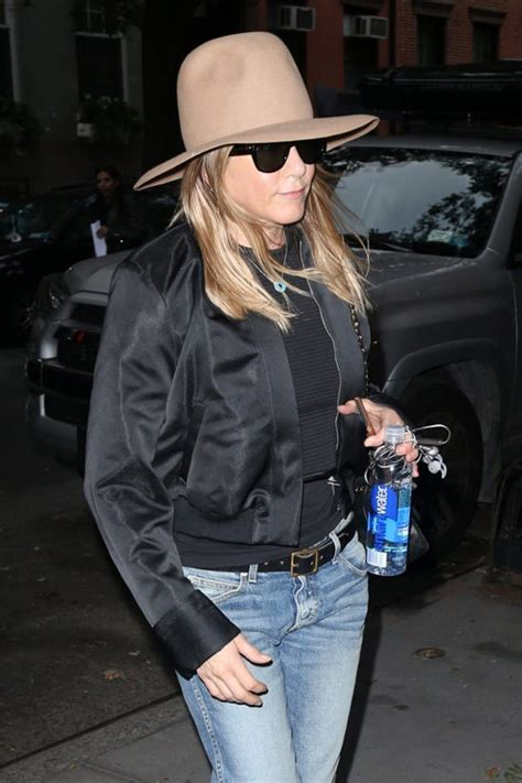 jennifer aniston     nyc tom lorenzo