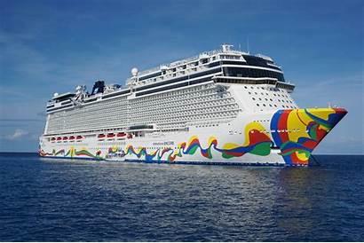 Norwegian Encore Cruise Ships Tender Suspension Located