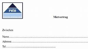 Mietvertrag Kostenlos Pdf : mietvertrag vorlage gratis runterladen ~ Frokenaadalensverden.com Haus und Dekorationen