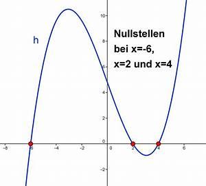 Nullstellen Berechnen Funktion : aufgaben zur bestimmung von nullstellen mathe ~ Themetempest.com Abrechnung