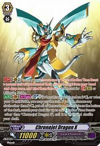 Chronojet Dragon  U0026quot X U0026quot