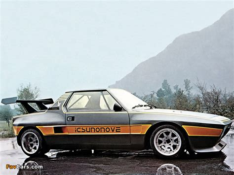 Wallpapers Of Fiat X1/9 Icsunonove Dallara (128) 1975