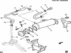 Duramax Sel Parts Diagram
