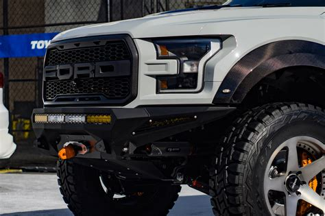 buy   ford raptor stealth fighter winch front bumper