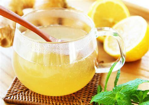 easy honey lemon ginger tea recipe  good