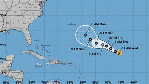 troubling path   hurricane  atlantic season