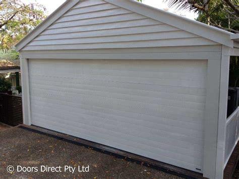 Add Garage Door To Carport by Carports Garage Doors Brisbane Doors Direct