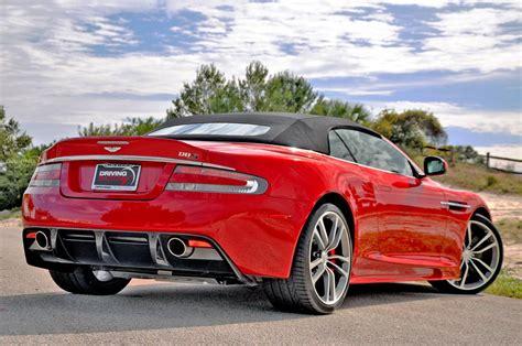 2012 Aston Martin Dbs Volante Dbs Volante Stock # 5847 For