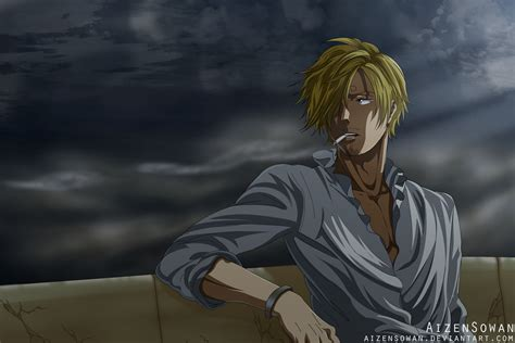 Vinsmoke Sanji By Aizensowan On Deviantart