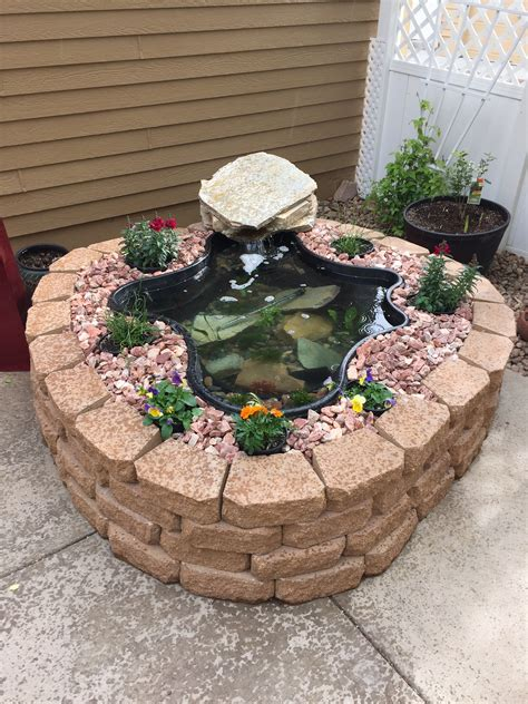 above ground fish ponds 67 cool backyard pond design ideas digsdigs