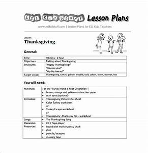 kindergarten lesson plan template 3 free word documents With lesson plan template for kindergarten teacher