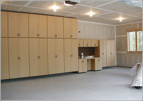 Garage Storage Cabinet Plans Or Ideas by Diy Garage Cabinets To Make Your Garage Look Cooler In