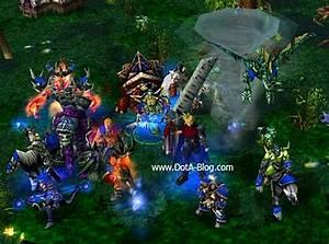 DoTA FUN Map ZeroWareZ Warcraft III