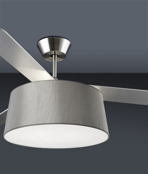 modern fan lights uk modern ceiling fan with light and drum shade