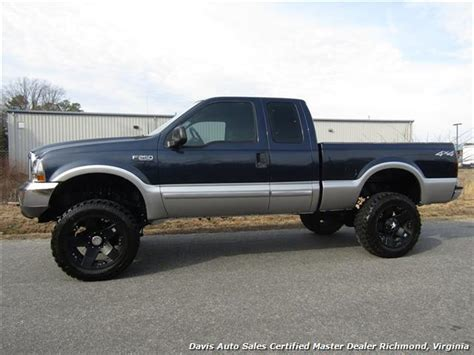 2002 Ford F 250 Super Duty XLT 7.3 Lifted Diesel 4X4