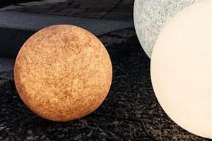Leuchtkugeln Garten Solar : leuchtkugel mundan granit 30 cm ~ Sanjose-hotels-ca.com Haus und Dekorationen