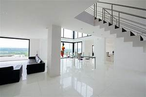 Carrelage Maison Contemporaine. carrelage maison. plan de interieur ...