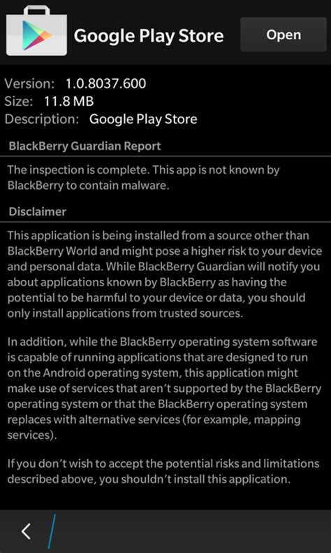 how to install play store on blackberry 10 devices techunlocked