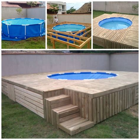 pallet swimming pool deck andreas notebook
