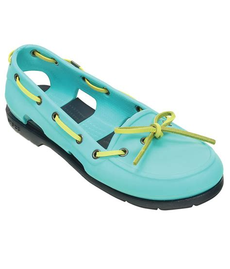 Crocs Boat Shoes Online by Crocs Beach Line Boat Shoe For Women Price In India Buy