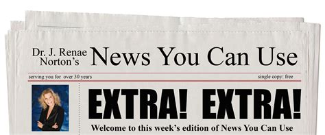 News You Can Use Week Of May 4th10th  Eating Disorder Pro