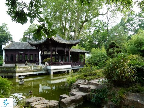 Chinesischer Garten Frankfurt by Chinesischer Garten Frankfurt Bornheim Foto Bild
