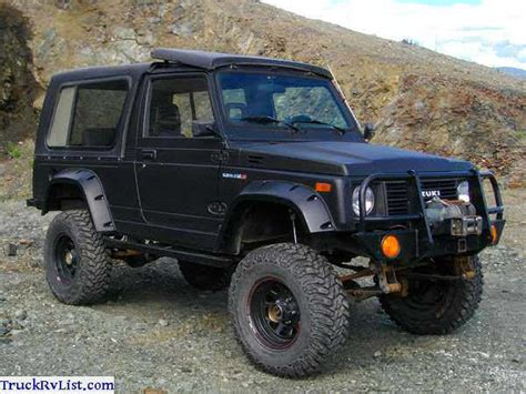 Lifted Suzuki Samurai For Sale by Suzuki Samurai Lwb Bed 4x4 Manual Lifted For Sale