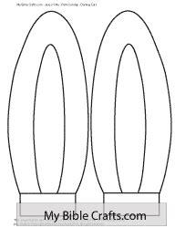 donkey ears craft pattern diy pinterest craft
