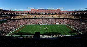 Fedex Field Experience Ranks Next To Last Among Nfl