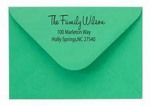 can you use a return address stamp for rsvp weddingbee With wedding invitation return address on back of envelope