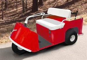What Year Is My Cushman Golf Cart  Model And Serial Lookup