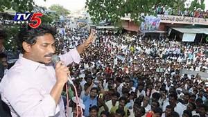 YS Jagan Rythu Bharosa Yatra 2nd Day In Dharmavaram | TV5 ...