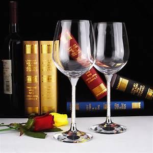 Gros Verre A Vin : achetez en gros cristal verre de vin en ligne des grossistes cristal verre de vin chinois ~ Teatrodelosmanantiales.com Idées de Décoration