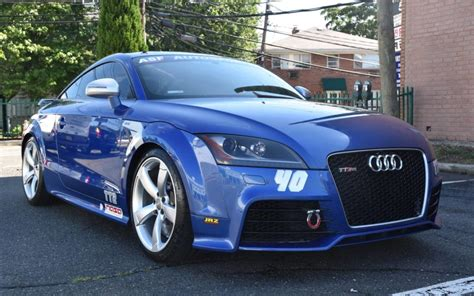 audi tt rs  whp deadclutch