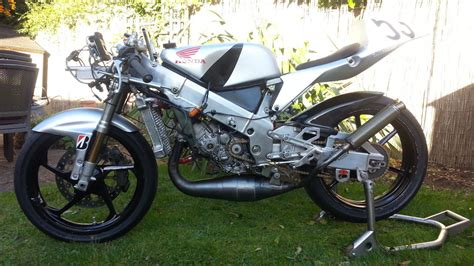 honda rs125 gp luyten kitted nx4 race bike