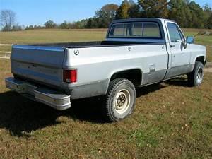1983 K20 3  4 Ton 4x4 Pickup  350 Automatic 83 Silver