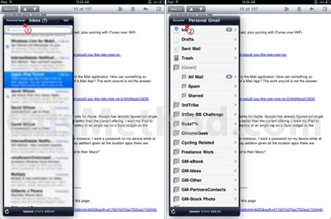 ipad email help setting up and troubleshooting mail