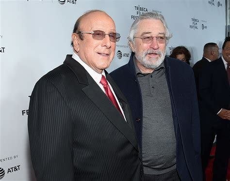 Clive Davis Honored At Tribeca Film Festival Opening Night