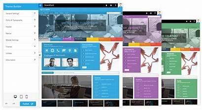 Shortpoint Theme Sharepoint Builder Themes Branding Master