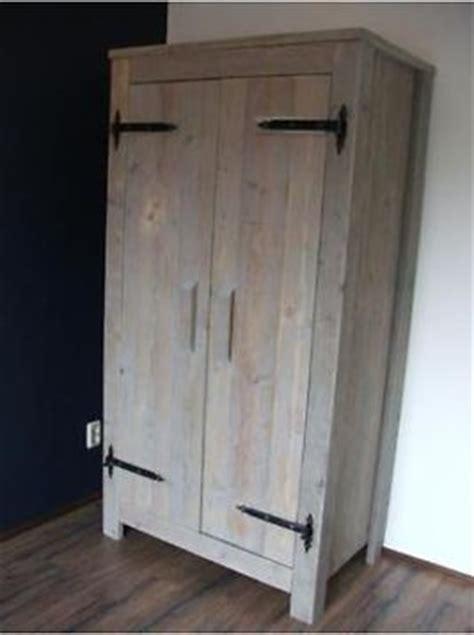 kledingkast steigerhout kinderkamer commodes en kasten