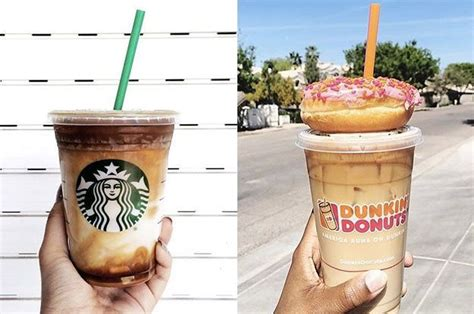 We Know Whether You're A Starbucks Person Or A Dunkin French Press Coffee Volume Cafe Day Job Requirements With Filter Kammanahalli Wikipedia Stumptown Holiday Blend Brooklyn Kollam