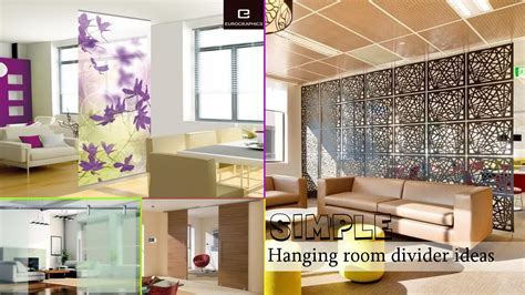 interior design ideas for home decor simple hanging room divider ideas