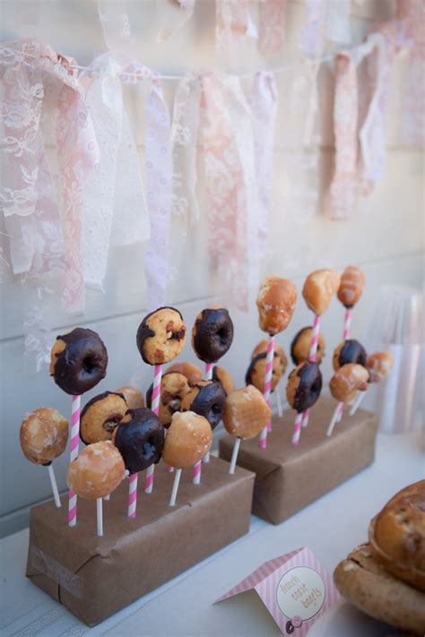 Blairs Donut Nd  Ee  Birthday Ee   Party Project Nursery