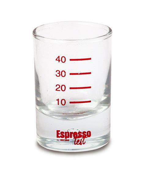 Ascaso Measuring Shot Glass