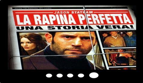 "Tvfilm Stasera In Tv ""la Rapina Perfetta"" British Pulp"